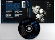 "BILLIE HOLIDAY ""Billie's Blues"" (CD Digipack) 1999"