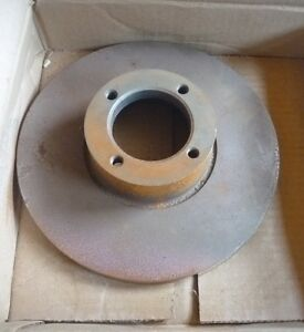Triumph  TR8 brake rotor, never used