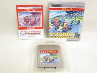 F1 RACE Item ref/ccc Game Boy Nintendo Japan Boxed Game gb