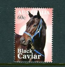 2013 Black Caviar MUH 60c Stamp