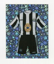 figurina MERLIN'S PREMIER LEAGUE 97 NUMERO 332 NEWCASTLE DIVISA