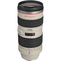 NEW Canon EF 70-200mm F/2.8 L EF USM Lens - 2 year warranty