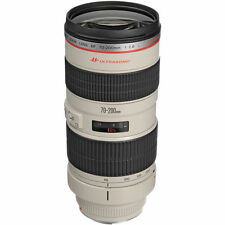 NEW Canon EF 70-200mm F/2.8 L EF USM Lens - 2 year warranty