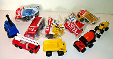 McDonald's Tonka Truck 5 toys set sealed 1992( new in package 24 years old mint)