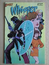 First Comics Whisper #1 , Good Condition
