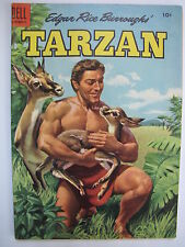 Tarzan #67 (Apr 1955, Dell) [FN 6.0]