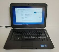 DELL LATITUDE E5420 INTEL CORE i5-2520M 2.50GHz 4GB 160GB WIN10 PRO LAPTOP