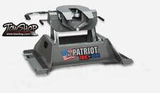 B&W Patriot RVK3255 18K Fifth Wheel Rail Mounted RV Trailer Tow Hitch RVK3255