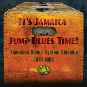 It's Jamaica Jump Blues Time! Jamaican Sound System Classics 3-CD NEW SEALED