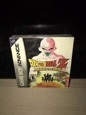 Dragon Ball Z Buu's Fury Gameboy Advance New Sealed GBA Import Version (Rare)