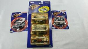 Dale Earnhardt Sr. 2 1/64th scale diecast & 3 1/43rd Unopened Hasbro 2000
