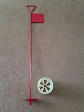 3 x metallo Professional JL Golf Putting BANDIERA VERDE E FORO TAZZA 90 cm