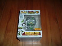 FUNKO POP! ZOMBIE SILVER SURFER #675~ HOT TOPIC EXCLUSIVE~ MINT~ MARVEL SERIES~