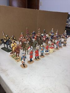 India Soldier Lancers Mounted Camel Warrior Painted Armies In Air Fix  54mm 1/32