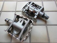 Pedale Shimano PD-M324, silber, gebraucht