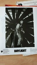 Daylight Sylvester Stallone Hand Signed Autographed Press Pack Photo + Video