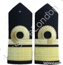 Epaulette Gebogen Harte Nabel für Hintere Admiral R754