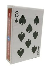 One Way Forcing Deck for Magic Tricks, Red  8 of Spades