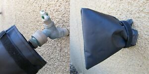 Outdoor Faucet Cover For Cold Weather and Freeze Protection
