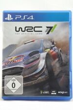 WRC 7: The Official Game (Sony PlayStation 4) PS4 Spiel in OVP - GEBRAUCHT