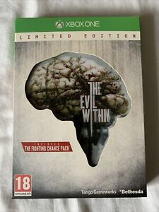 The Evil Within Limited Edition (XBOX One) - Game