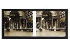 Versailles Galerie des Batailles France Photo B14 stereo Plaque 1927