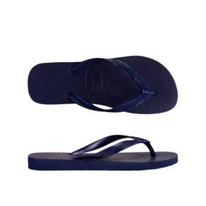 Mens Havaianas Top Navy Thong Sandal Flip Flop
