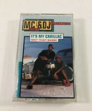 New: Mc Nas-D & DJ Freaky Fred: Its My Cadillac  Audio Cassette New J1