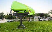 FootStake's Portable Kayak Canoe SUP Rack