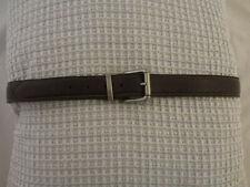"Dickies Men's Leather Belt - Size 40"""