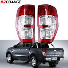 Set Tail Rear Light Left Right For Ford Ranger Pickup 2012 12 14 15 16 17 18 19