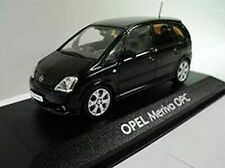 Minichamps 1:43 Opel Meriva OPC - black