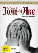 The Passion Of Joan Of Arc (DVD, 2008)