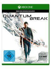 Xbox One Jeu quantum Break Incl. Alan Wake DLC article neuf