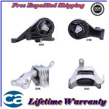 5510 For 11-15 Chevy Cruze 1.4L 12-16 Buick Verano 2.4L Auto Trans Mount Upper