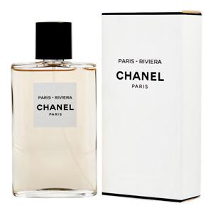 CHANEL PARIS - RIVIERA * 4.2 oz (125ml) EDT Spray * NEW & SEALED (Exclusive)