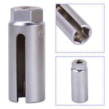 "Universal 22mm 3/8"" Car O2 Oxygen Sensor Socket Wrench Offset Removal Hand Tool"