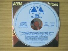 More details for abba the visitors polar cd first press polcd 342 west germany no barcode rare