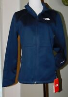 NEW TNF THE NORTH FACE URBAN NAVY APEX RISOR SOFT SHELL WINDPROOF JACKET COAT S
