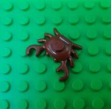 *NEW* Lego Dark Red Crab for Ocean Sea Pirates Bath Settings x 1 piece