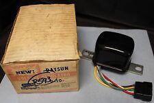 Vintage NOS Nissan Datsun D-10 / R593 Voltage Regulator 1965 - 1974 Models (180)