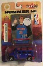 2004 Hummer H2 Fleer Collectibles NBA Detroit Pistons Darko Milicic NIB  #3273