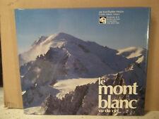 Meylan. LE MONT BLANC VU DU CIEL. ( photos, montagne, Alpes, Savoie, Italie... )