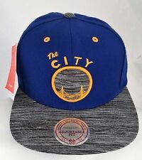 San Francisco Warriors NBA Cap par Mitchell and ness taille adulte réglable nouveau