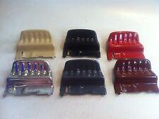 z 556/ 6x Sitzbank für Schuco Examico Blechspielzeug Auto 6 verschiedene Farben