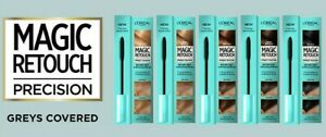 L'OREAL PARIS MAGIC RETOUCH PRECISION INSTANT GREY CONCEALER BRUSH 8ML