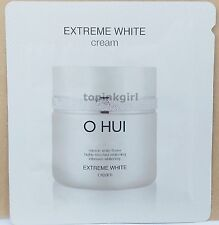 130pcs x O HUI EXTREME WHITE CREAM,Tracking OHUI Anti Aging intensive whitening