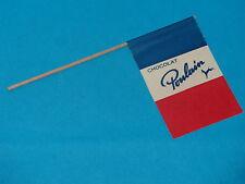 CHOCOLAT POULAIN - DRAPEAUX PUBLICITAIRE - TOUR DE FRANCE - ANNEES 1930