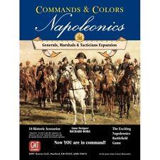 I comandi & colori Board Game-napoleonics generali Marshal & Tacticians ESPAN