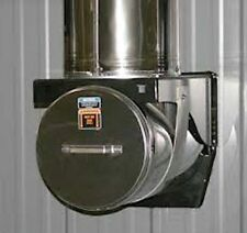 "Central Boiler Stainless Steel Tee 8"" Outdoor Wood Furnace Classic Models #10998"
